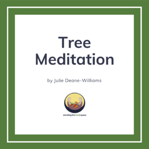 Minding the food space | Tree Meditation